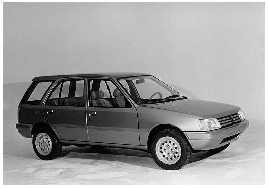 Peugeot – 205 Verve