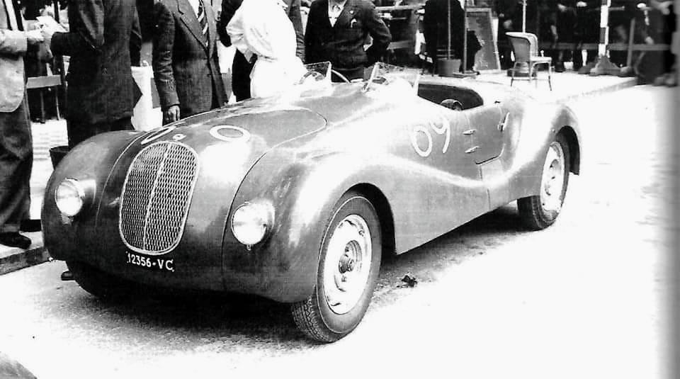 Lancia – Aprilia Barchetta