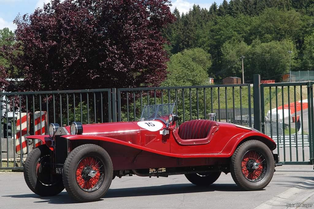 Lancia – Lambda Sport