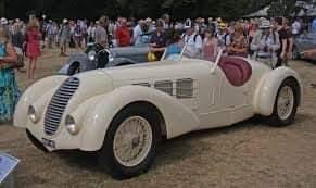 Alfa Romeo – 8C 2300 Spider Zagato