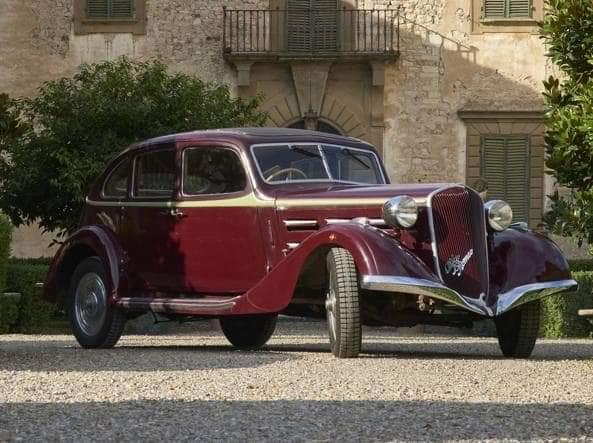 Alfa Romeo – 6C 2300 Soffio di Satana