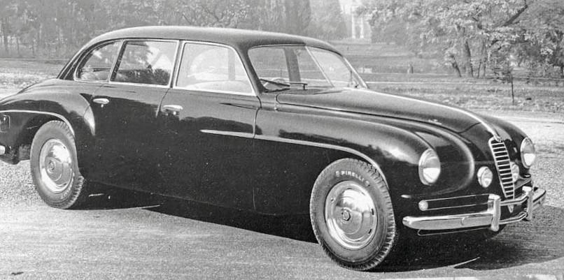 Alfa Romeo – 6C 2500 Ministeriale