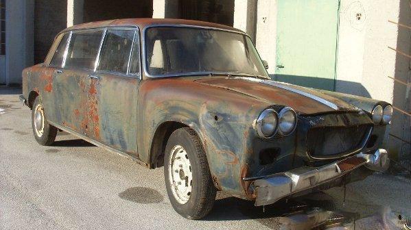 Lancia – Flavia Limousine
