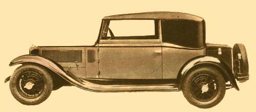 Lancia – Artena Faux Cabriolet