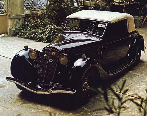 Lancia – Artena Cabriolet Farina