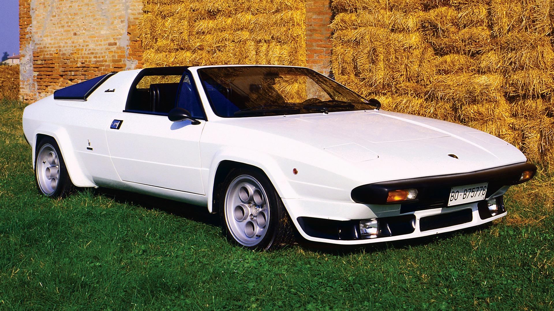 Lamborghini – Silhouette
