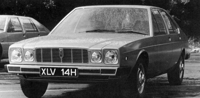 Jaguar – XJ40