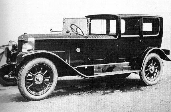 Fiat – 505 Coupé de Ville