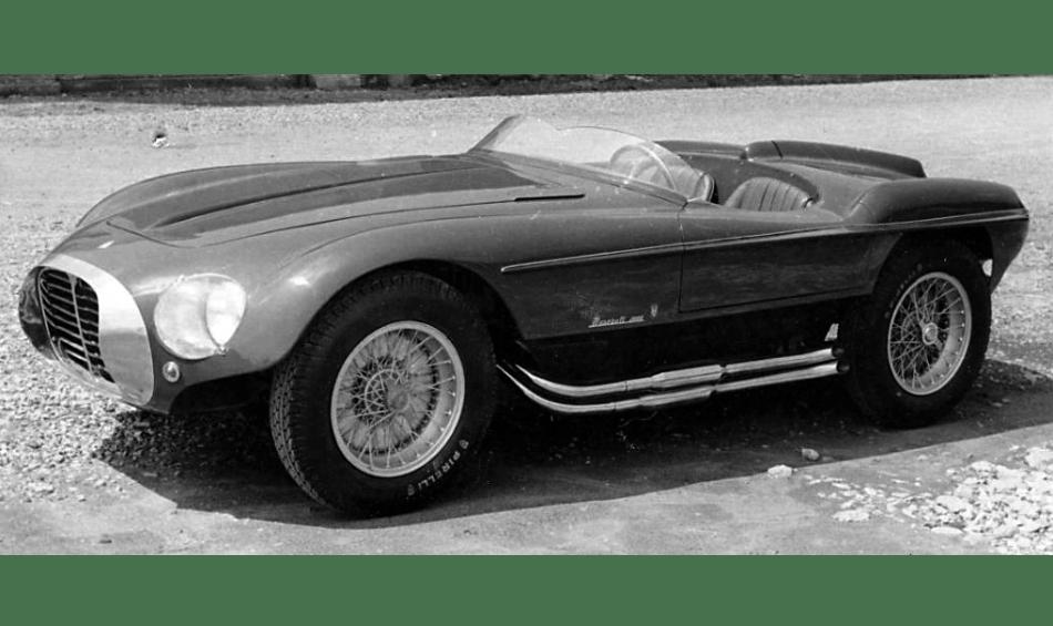 Maserati – A6GCS Spyder Vignale