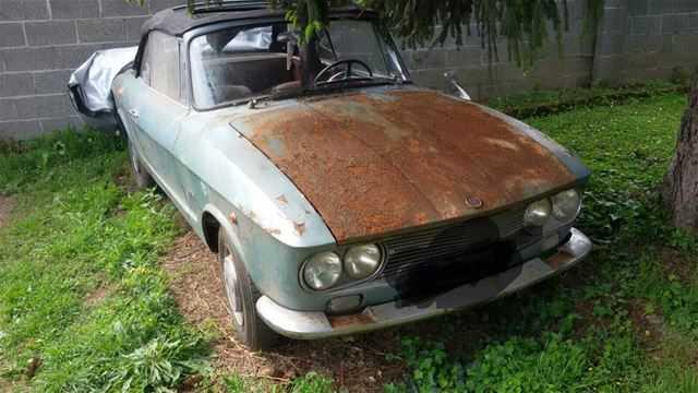 Fiat – 1500 Cabriolet Savio