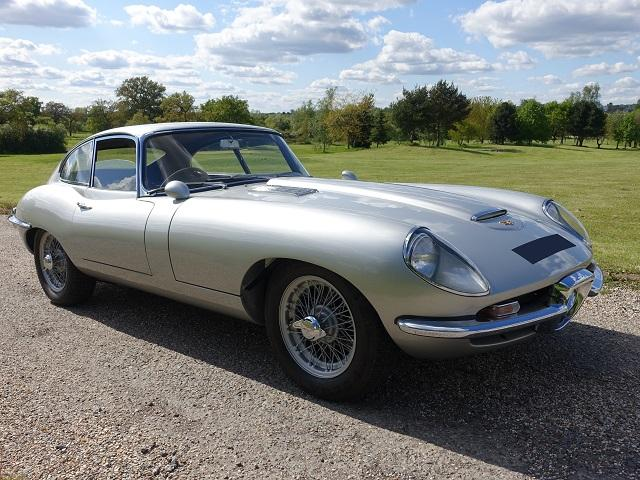 Jaguar – E-Type