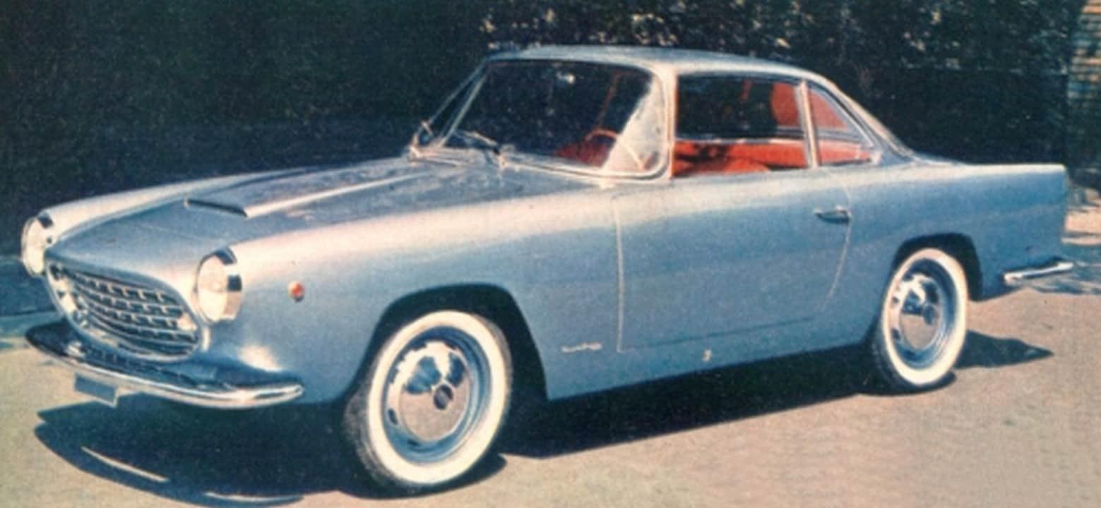 Fiat – 1500 S Coupé Boano