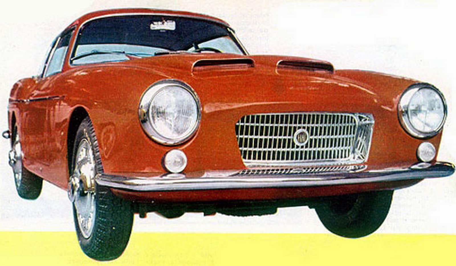 Fiat – 1500S Coupé Zagato