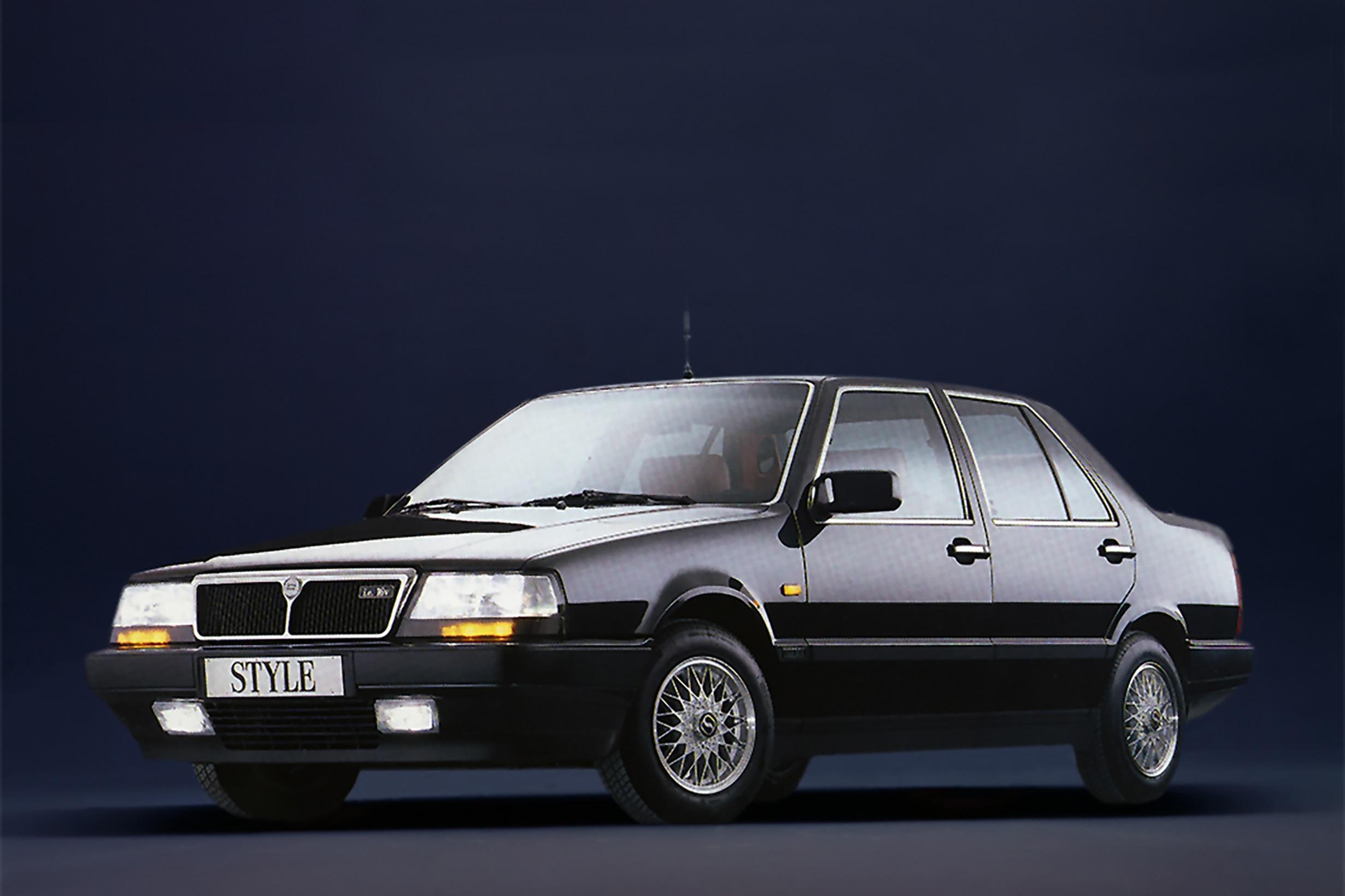 Lancia – Thema Style