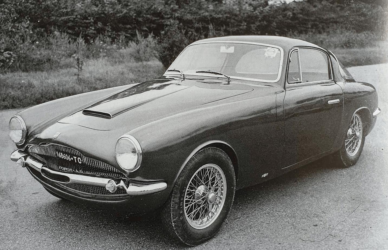 Moretti – Gran Sport Coupé