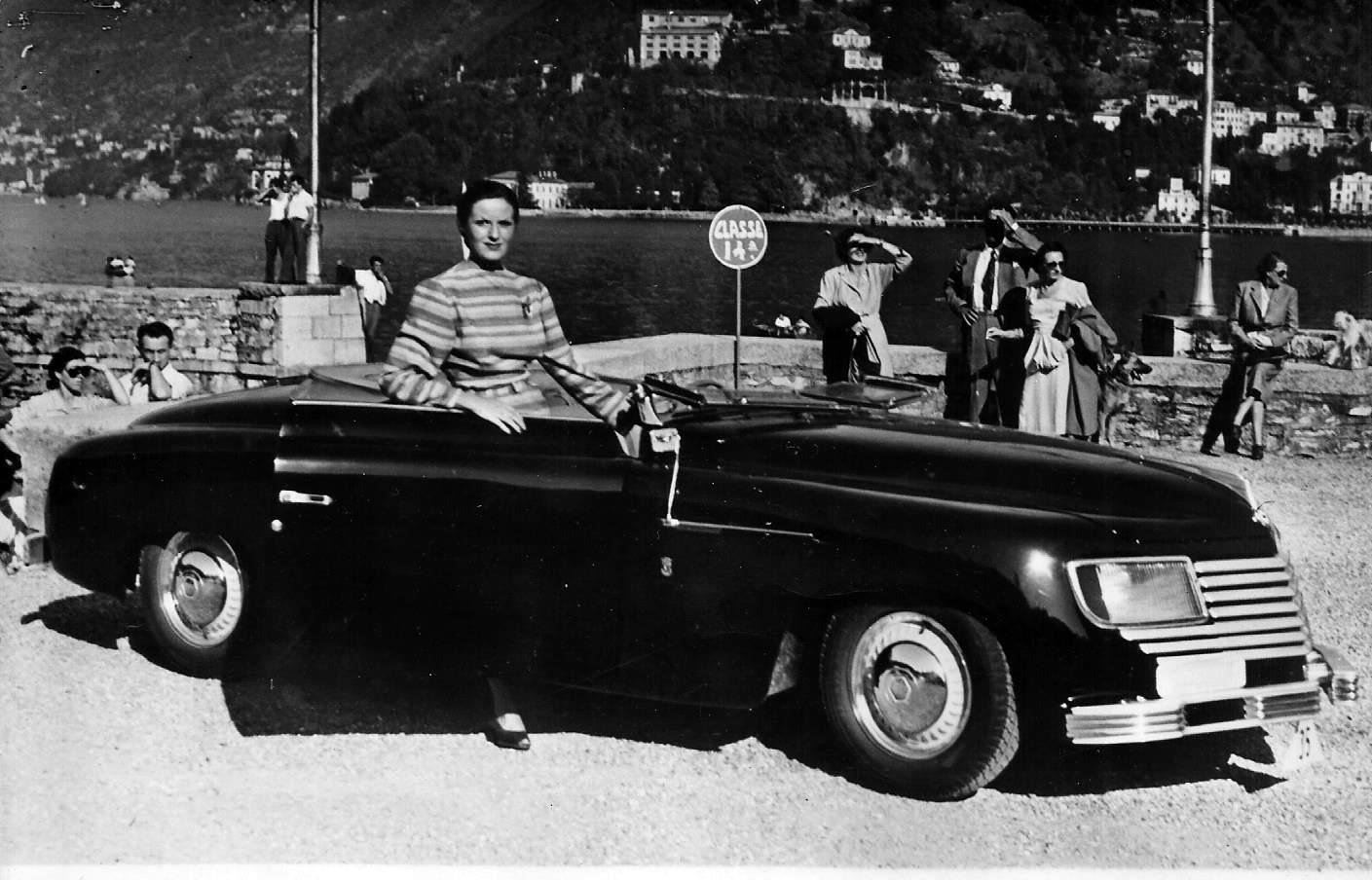 Lancia – Aprilia Cabriolet