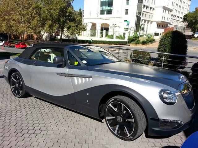 Rolls Royce – Phantom VII Drophead Coupé