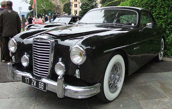 Jaguar – Meteor Coupé