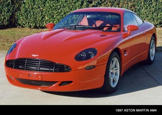 Aston Martin – AM4