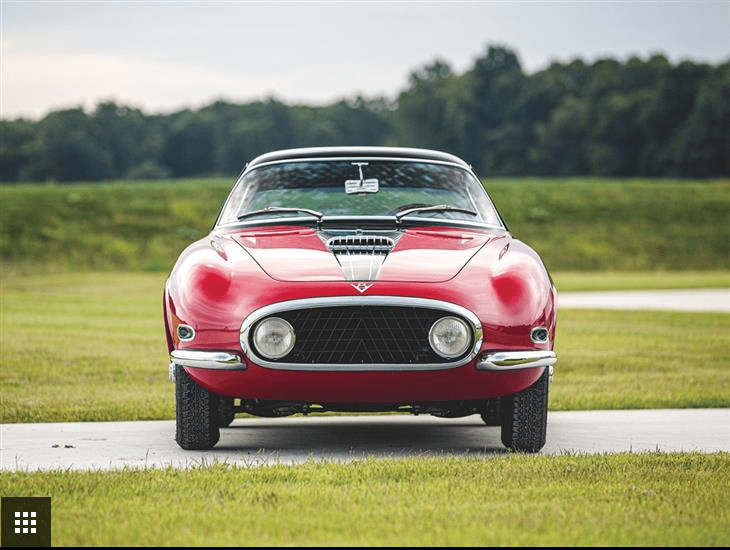 1954 Fiat 8V Coupe by Vignale (5)