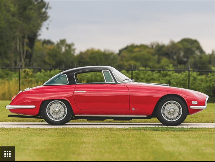 1954 Fiat 8V Coupe by Vignale (6)