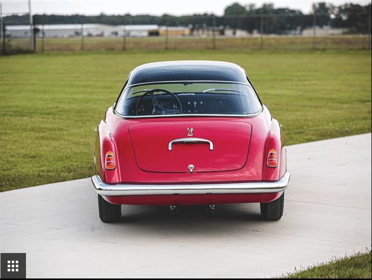 1954 Fiat 8V Coupe by Vignale (8)
