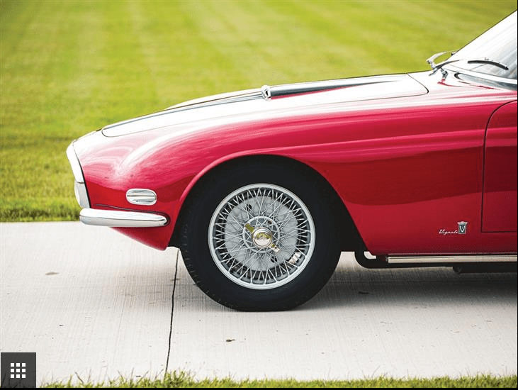 1954 Fiat 8V Coupe by Vignale (9)