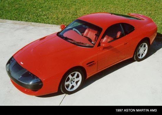 Aston Martin – AM3