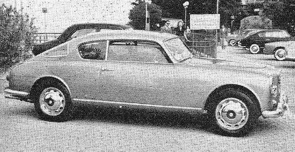 Lancia – Aurelia B20 Boano
