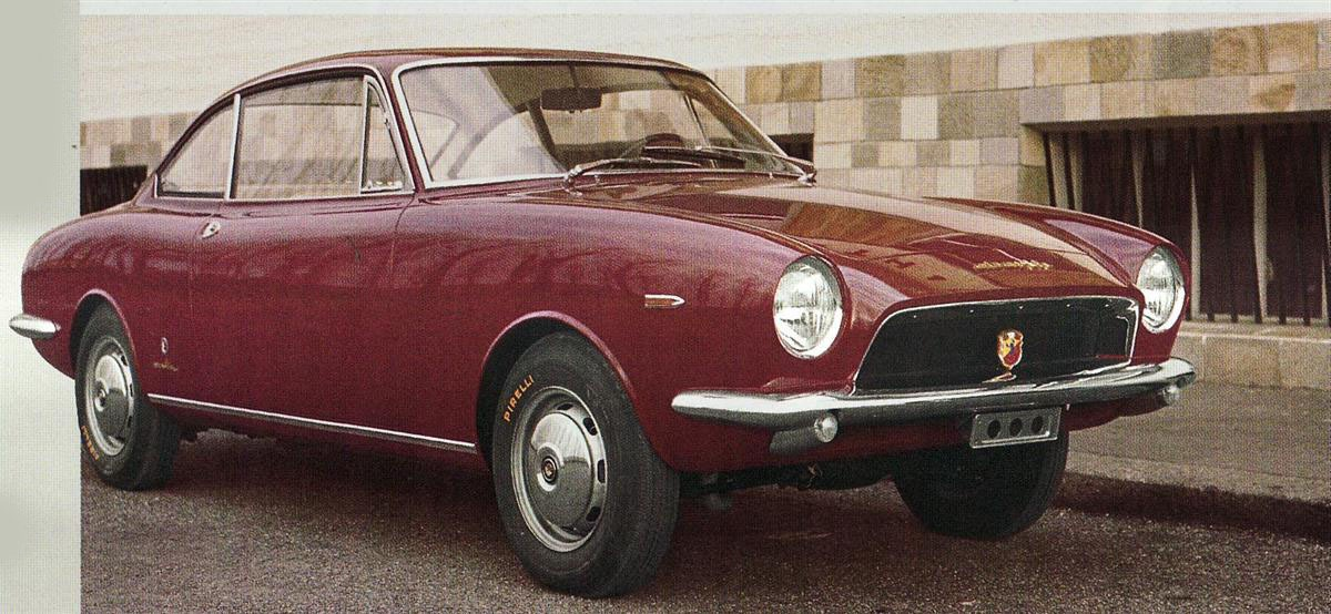 Abarth – 1600 Coupé Ellena