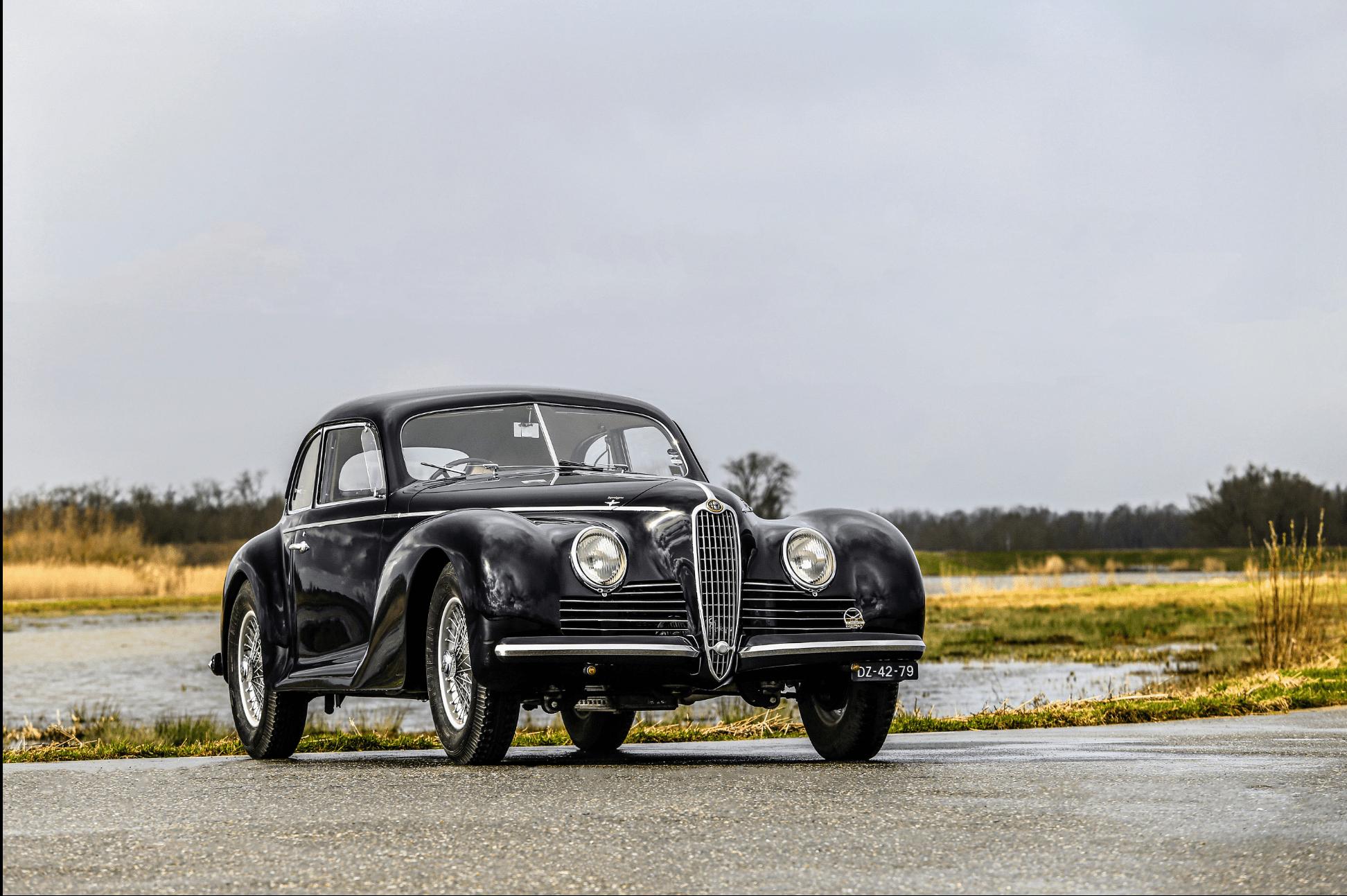 Alfa Romeo – 6C 2500 S Turinga