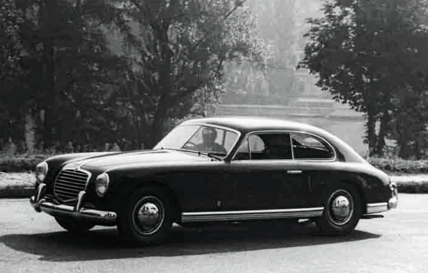 Alfa Romeo – 6C 2500 S Pininfarina
