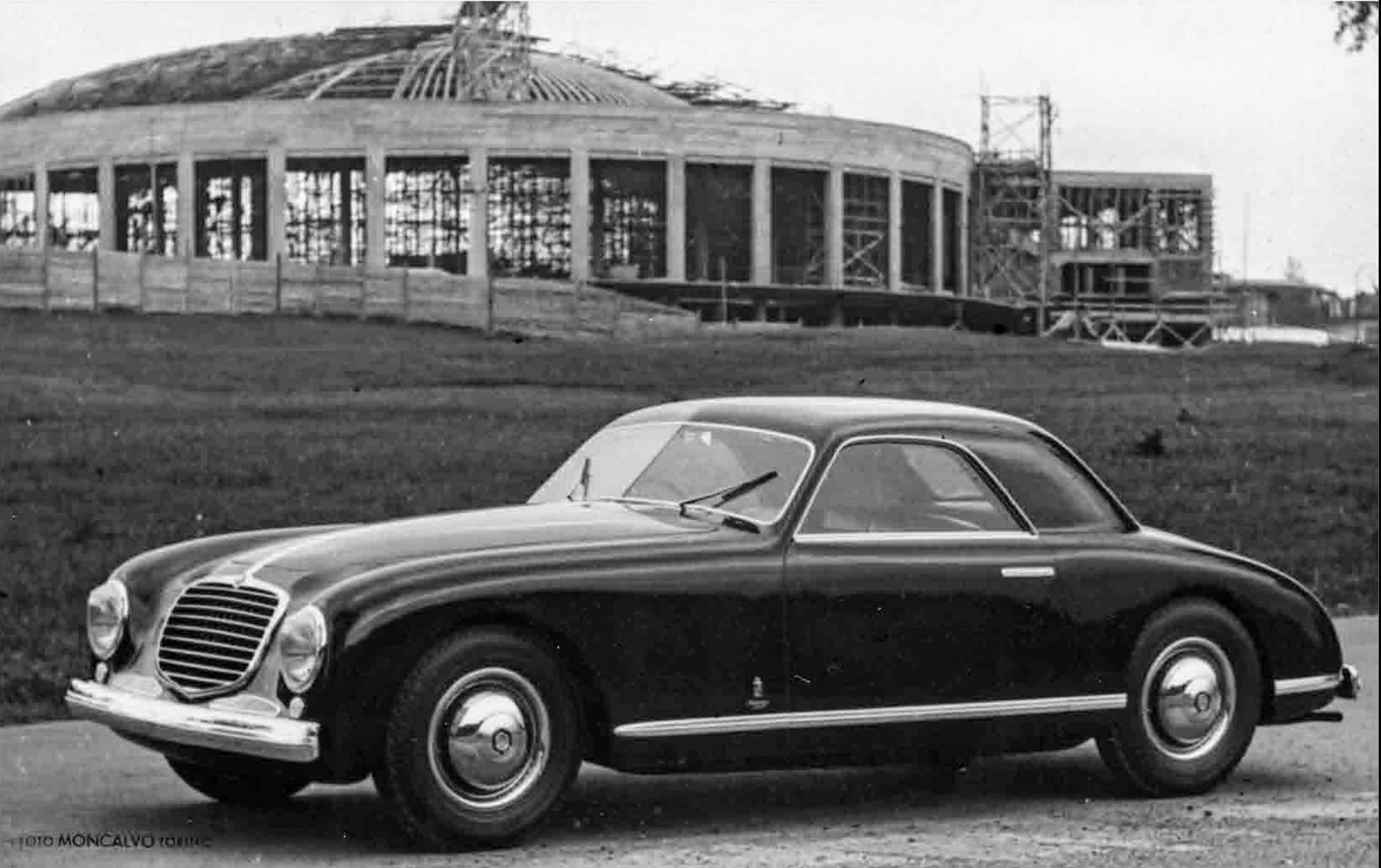 Alfa Romeo – 6C 2500 S Coupé