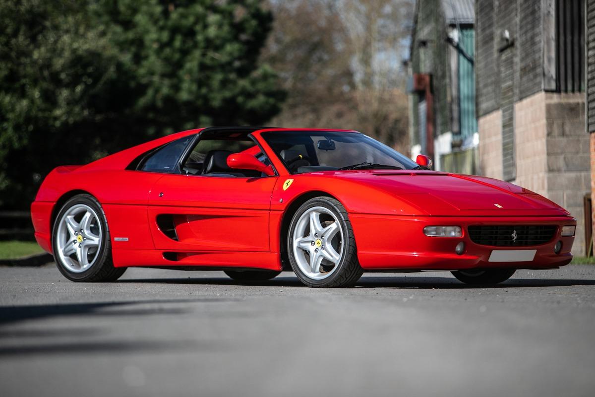 Ferrari – F355 GTS