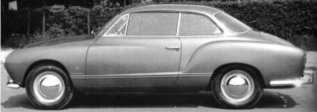 Volkswagen – Karmann Ghia
