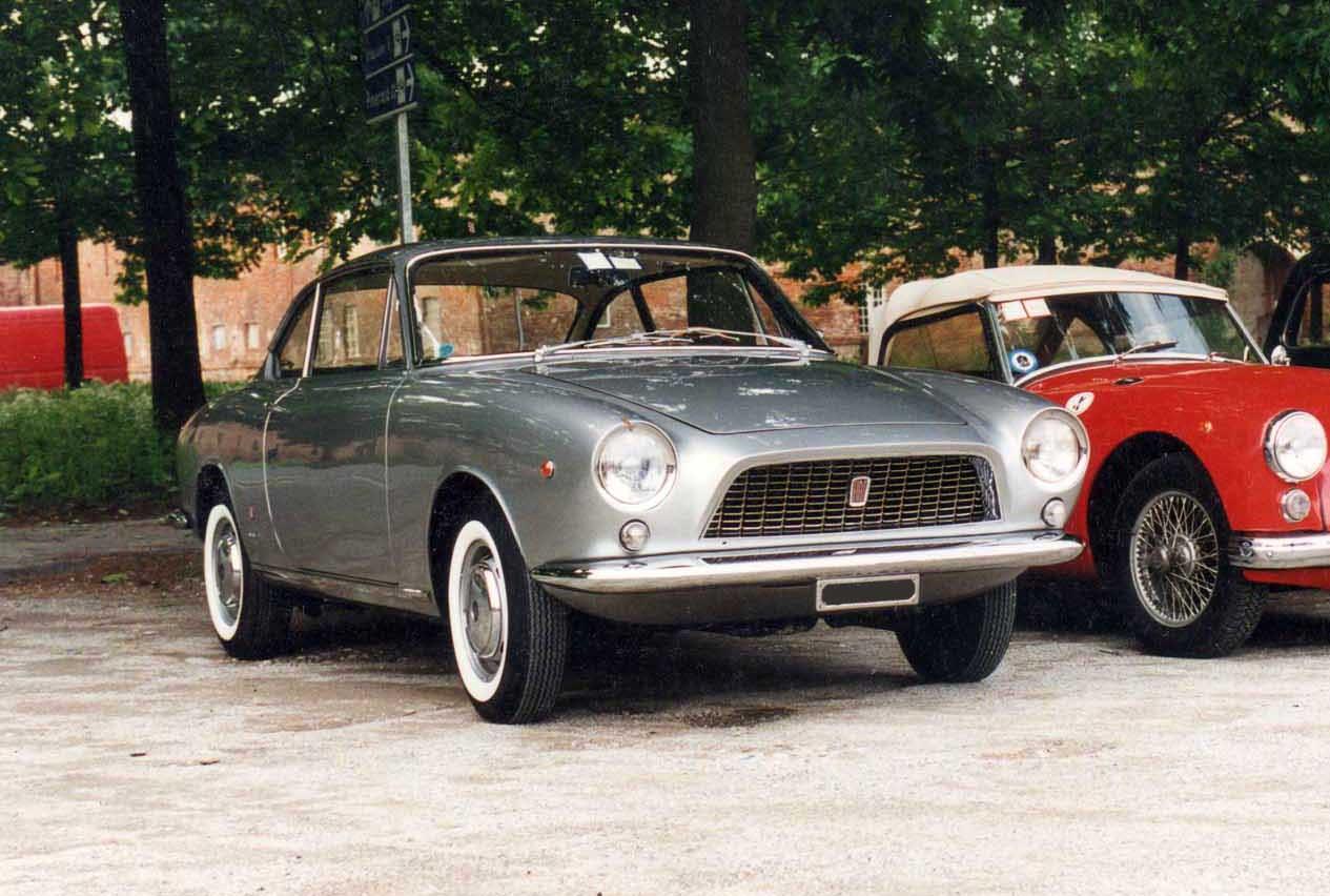 Fiat – 1500 Coupé Ellena