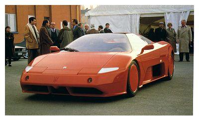 Maserati – Chubasco