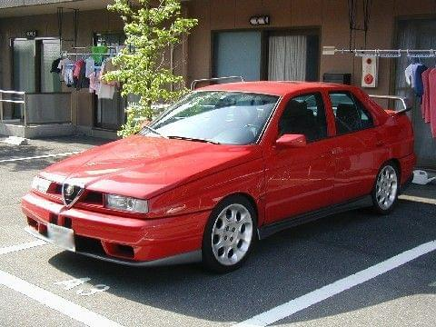 Alfa Romeo – 155 TI Z