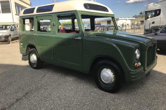 Fiat – 1100 Industriale Savio full