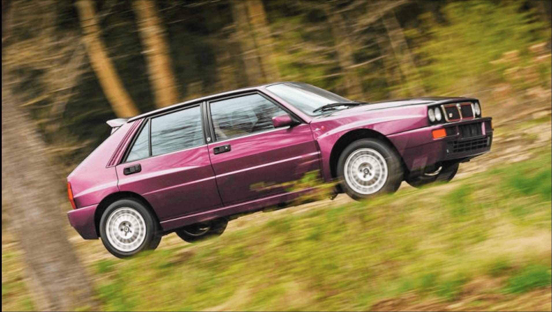 Lancia – Delta Integrale Evo 3