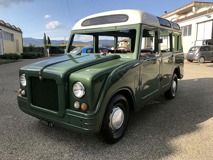 Fiat – 1100 Industriale Savio