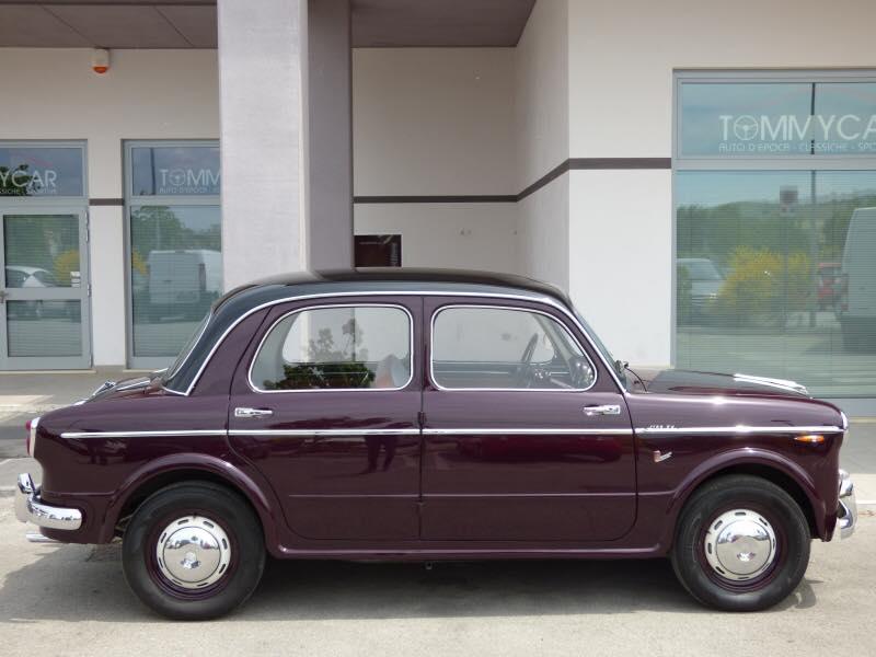 fiat 1100 tv berlina carrozzerie speciali lingotto (1)