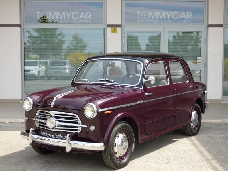 fiat 1100 tv berlina carrozzerie speciali lingotto (7)
