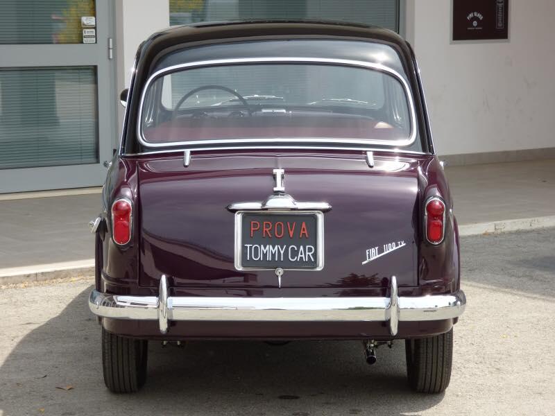 fiat 1100 tv berlina carrozzerie speciali lingotto (9)