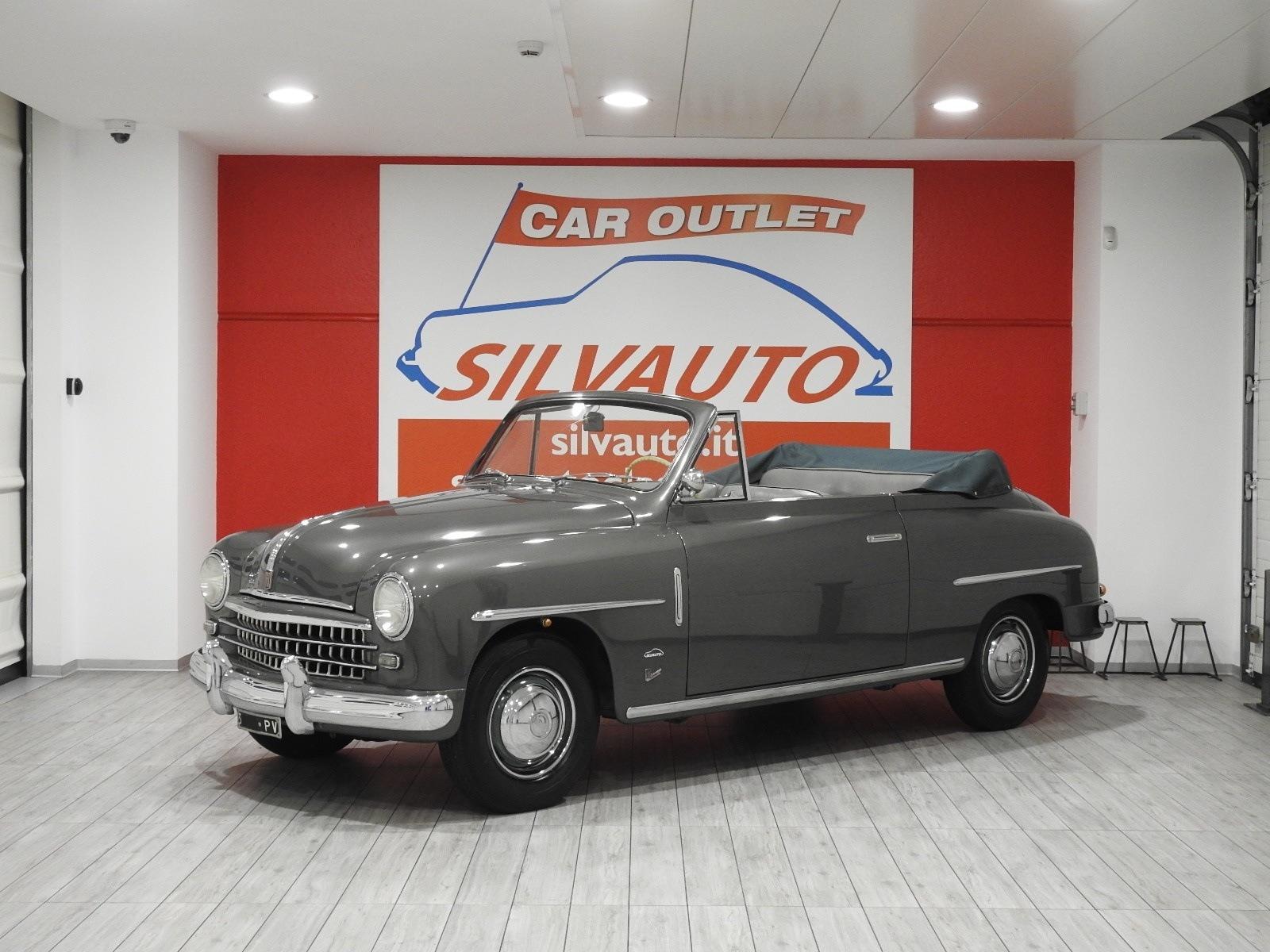 Fiat – 1400 Cabriolet Carrozzerie Speciali