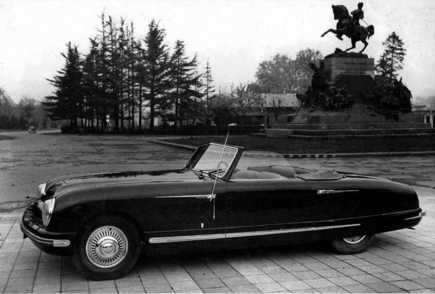 Fiat – 6C 1500 Cabriolet Vignale