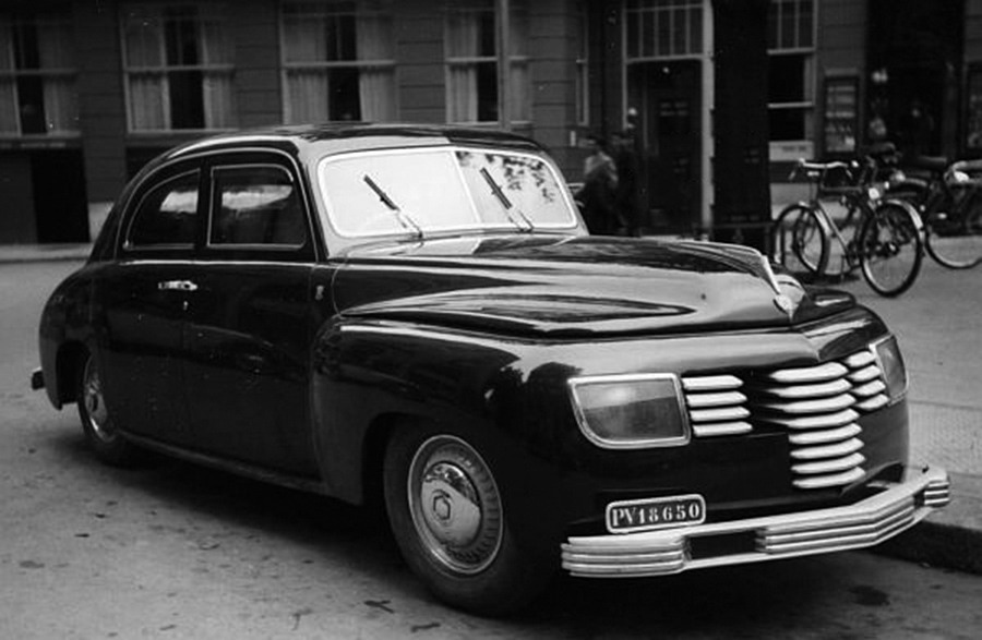 Lancia – Aprilia Berlina Gran Lusso