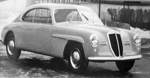 Lancia – Aprilia Coupé Farina