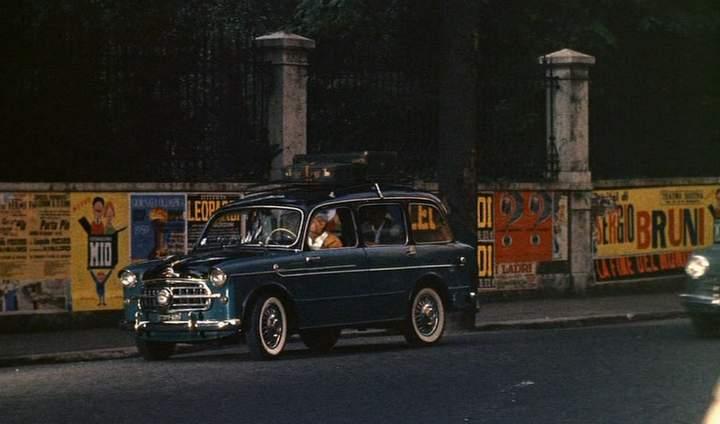 Fiat – 1100 Familiare Elite
