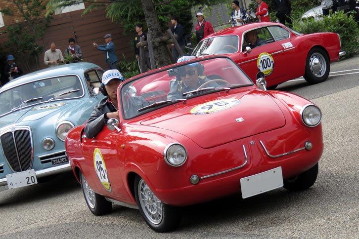 Fiat – 600 Spider Monterosa